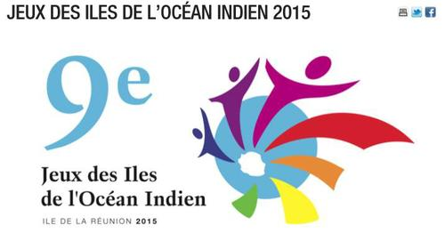 Saint Denis de la Réunion accueille les jeux de l'océan indien en 2015