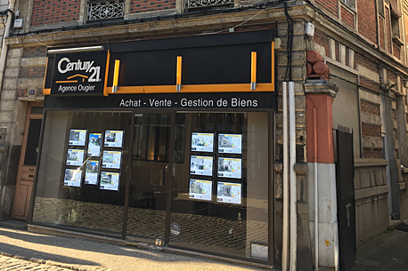Agence immobilièreCENTURY 21 Agence Ougier, 91800 BRUNOY