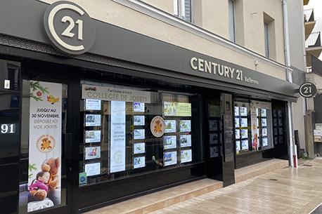 Agence immobilièreCENTURY 21 Bellimmo, 91230 MONTGERON