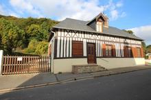 Vente maison - GRAINVILLE LA TEINTURIERE (76450) - 78.0 m² - 5 pièces