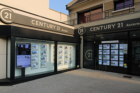 Agence immobilièreCENTURY 21 Accore, 76450 CANY BARVILLE