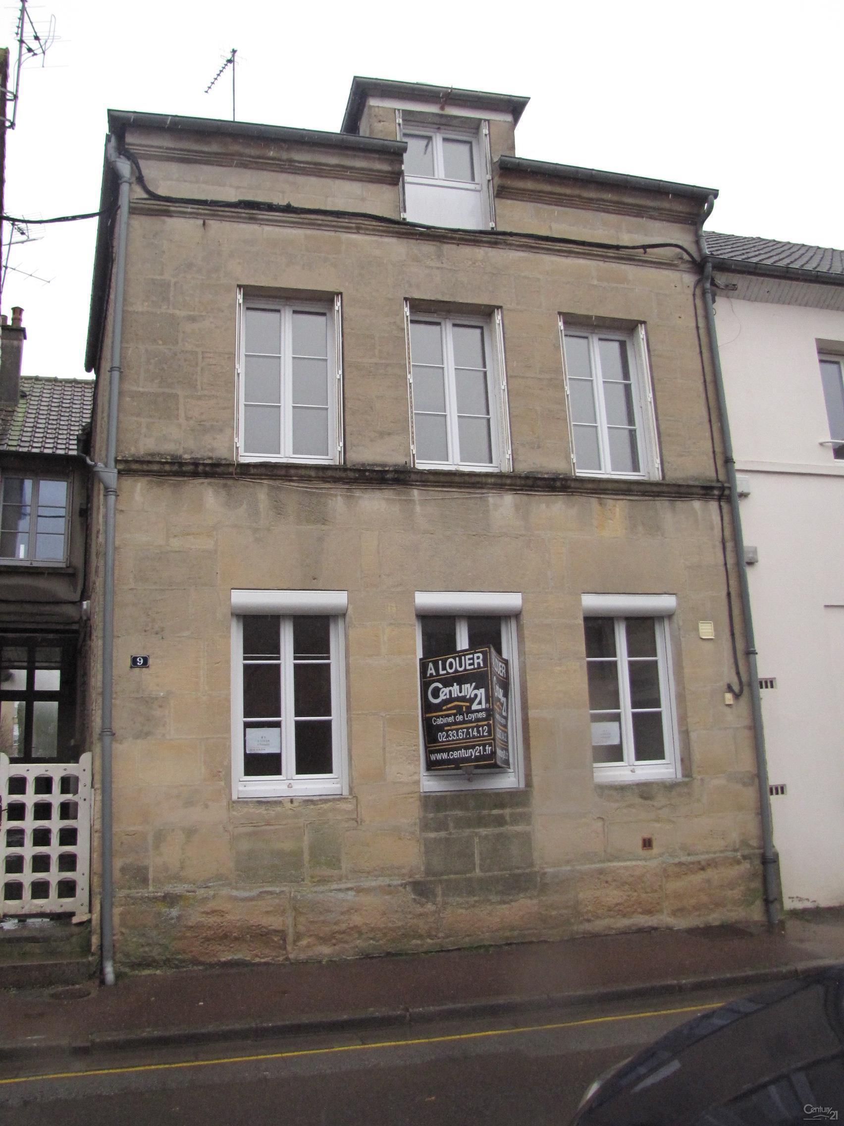 Maison à louer - 3 pièces - 55 m2 - ECOUCHE - 61 - BASSE-NORMANDIE