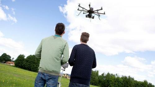 Salon du drone en septembre a la roche sur yon