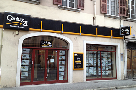 Agence immobili re century 21 alp immo conseil chambery for Agence immobiliere chambery