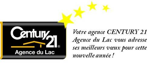 CENTRY 21 Agence du Lac Ornex voeux 2014