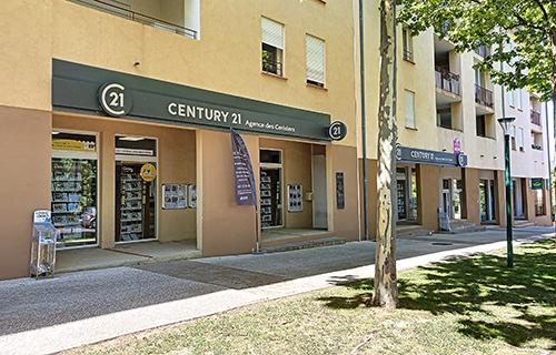 Agence immobilièreCENTURY 21 Agence des Cerisiers, 66400 CERET