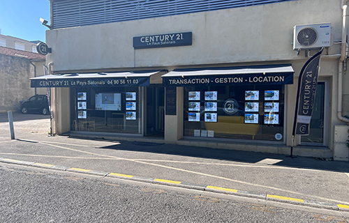 Agence immobili re century 21 le pays salonais 13300 salon - Agence de communication salon de provence ...