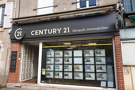 Agence immobilièreCENTURY 21 Girault Immobilier, 41500 MER
