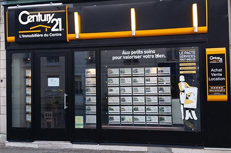 Agence immobilièreCENTURY 21 L'Immobilière du Centre, 51210 MONTMIRAIL
