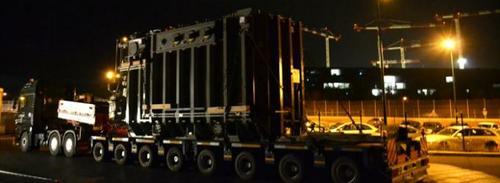 convoi ITER en provence