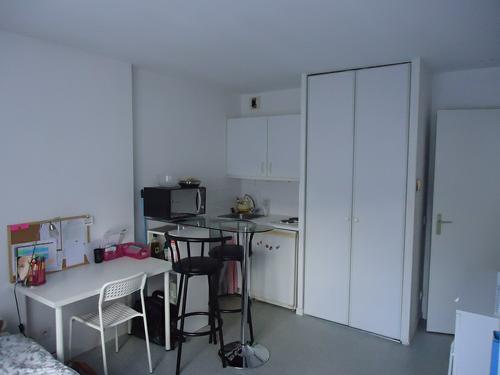 Studio à vendre quartier René Bouhier dans votre agence Century 21 Talensac à nantes.