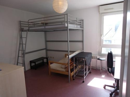 Studio à louer quartier Talensac dans votre agence Century 21 Talensac