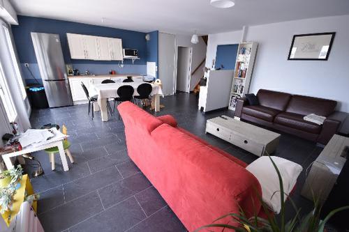 Appartement de 3 pièces en vente dans votre agence immobilière Century21 Talensac à nantes Viarme