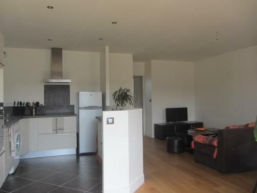 Appartement 3 pièces avec garage situé sur l'Ile Beaulieu à Nantes