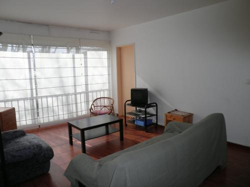 Appartement de 3 pièces situé sur l'ile de Nantes