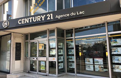 Agence immobilièreCENTURY 21 Agence du Lac, 74100 ANNEMASSE