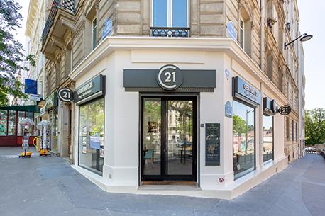 Agence immobilièreCENTURY 21 Arago - Les Gobelins, 75013 PARIS