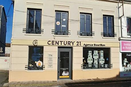 Agence immobilièreCENTURY 21 Agences Bourillon, 77370 NANGIS