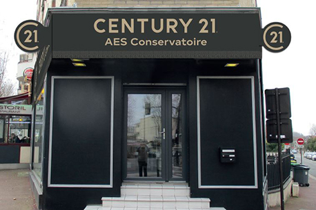 Agence immobilièreCENTURY 21 Agence du Conservatoire, 92160 ANTONY