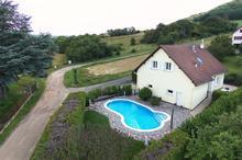 Vente maison - LUZE (70400) - 92.0 m² - 6 pièces