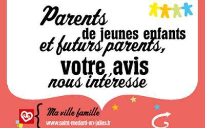 Petite enfance : Saint-Médard-en-Jalles lance une enquête auprès des parents