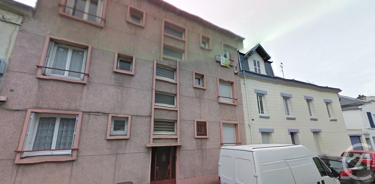 Appartement f2 à louer - 2 pièces - 42 m2 - LE HAVRE - 76 - HAUTE-NORMANDIE