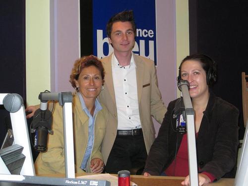 agence century 21 immobilier la teste radio france bleu gironde vincent donnesse duprat