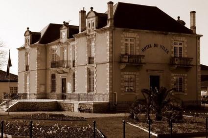 maison mairie la teste