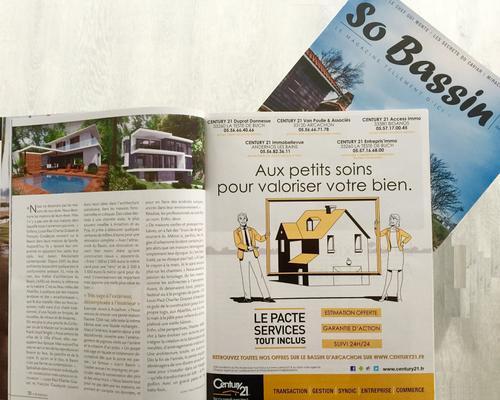 l'immobilier à la teste de buch par la meilleure agence marion duprat_donnesse_vincent