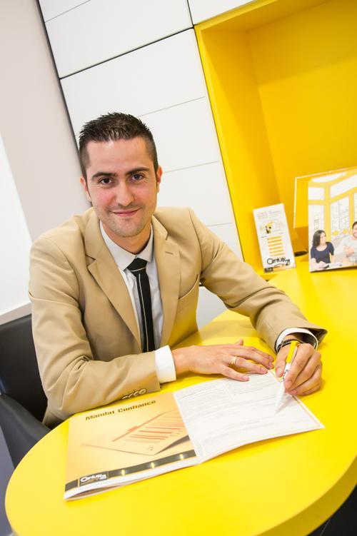 Sébastien Belliard agence la teste de buch conseiller en immobilier Century21