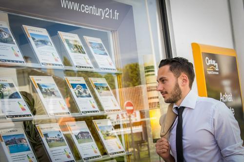Kévin Oudot Conseiller en Immobilier Century21 à La Teste-de-Buch