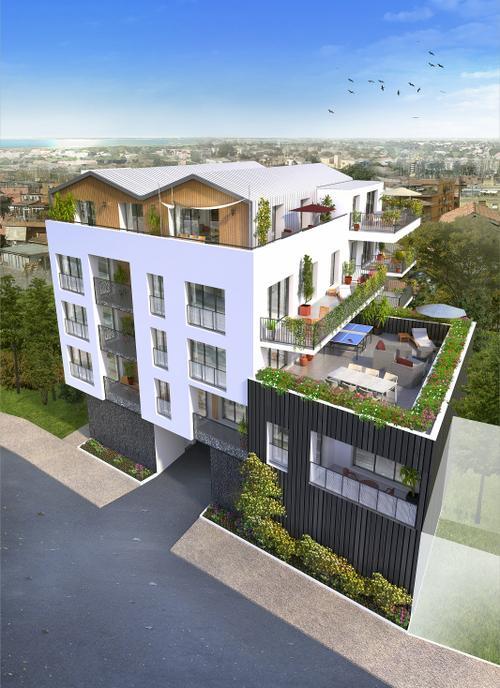 appartement neuf à la teste century21