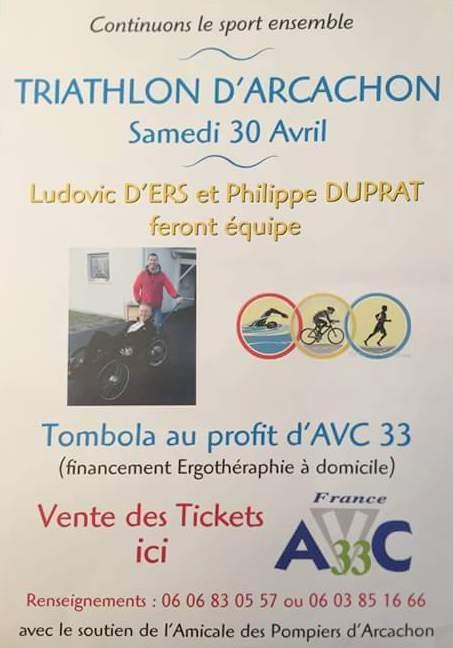 affiche AVC33