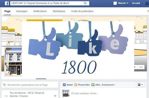 facebook la teste