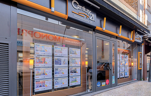 Agence immobili re le perreux sur marne century 21 for Agence val de marne