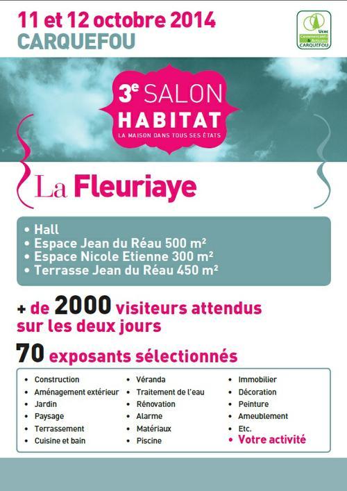 salon de l'immobilier 2014 à Carquefou