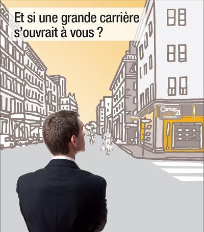 L'agence immobilière Century 21 de Carquefou recrute