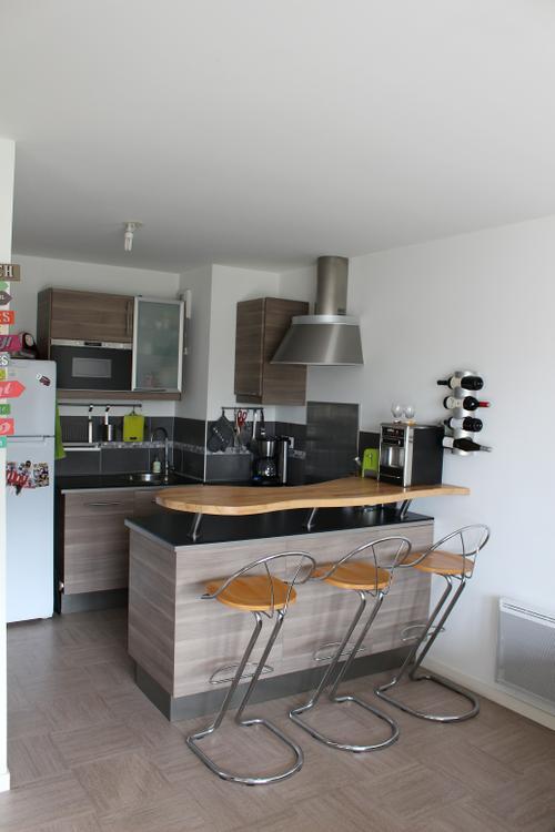 appartement de type 2 à vendre sur Nantes par l'agence immobilière Century 21 de Carquefou
