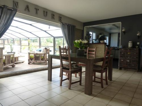 Maison 4 chambres à vendre quartier du clos de l'epinay par l'agence immobilière century 21 cai de carquefou