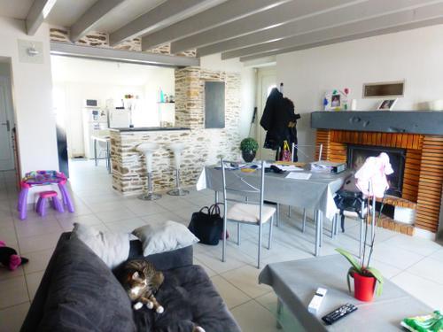 vente d'une maison à l'Ebeaupin par l'agence immobilière Century 21 CAI de Carquefou