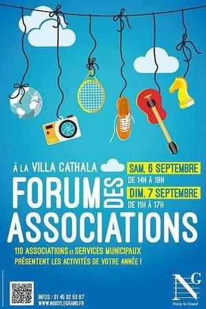 Forum des associations 2014 Noisy le Grand