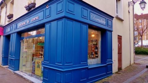 Noisy le Grand rue Pierre Brossolette