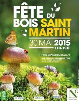 Fête du Bois Saint Martin à Noisy le Grand