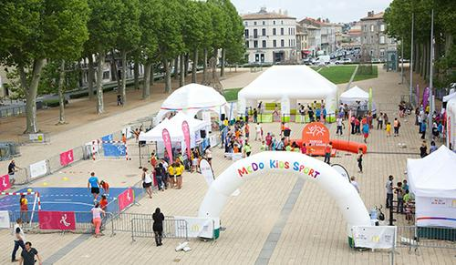 Mc Do kids sports à Noisy le Grand