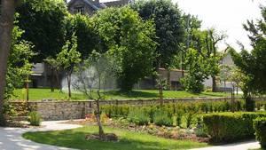 Parcs Et Jardins De Noisy Le Grand Suite De Notre Balade