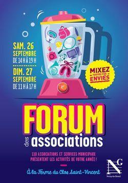 Forum des associations 2015 Noisy le Grand