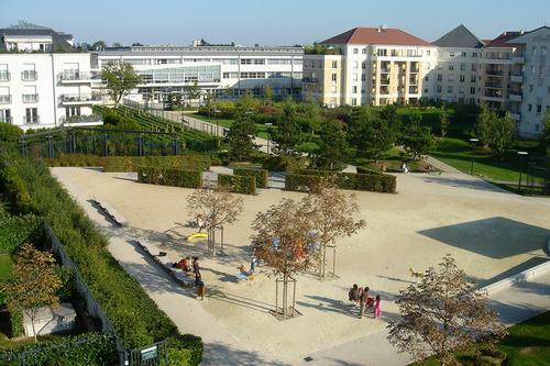 Le Jardin des Artistes