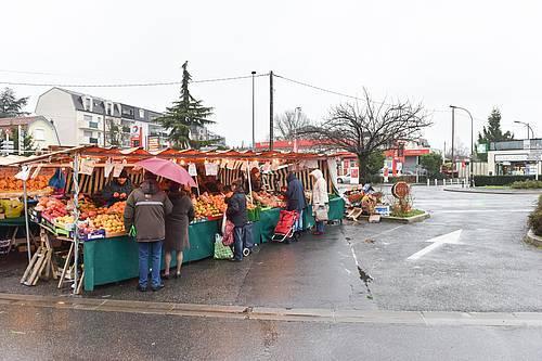 marché des Richardets