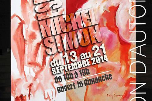 Exposition à l'Espace Michel Simon, près de 300 oeuvres ...