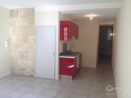 Appartement f2 à louer - 2 pièces - 42 m2 - SOMMIERES - 30 - LANGUEDOC-ROUSSILLON